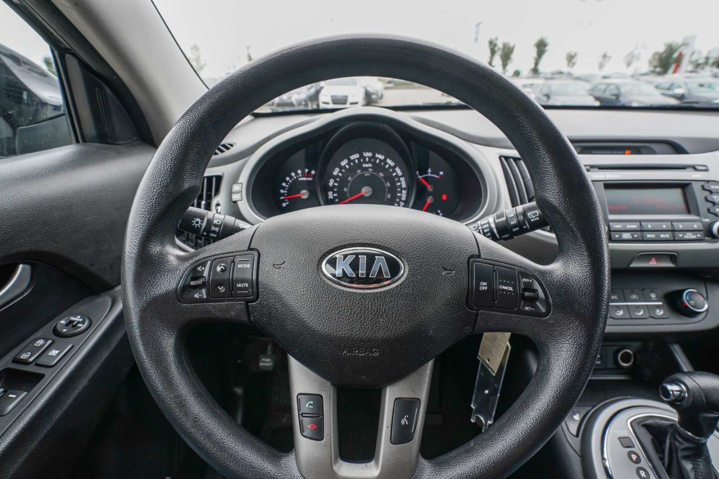 2016 Kia Sportage LX for sale in Edmonton, Alberta
