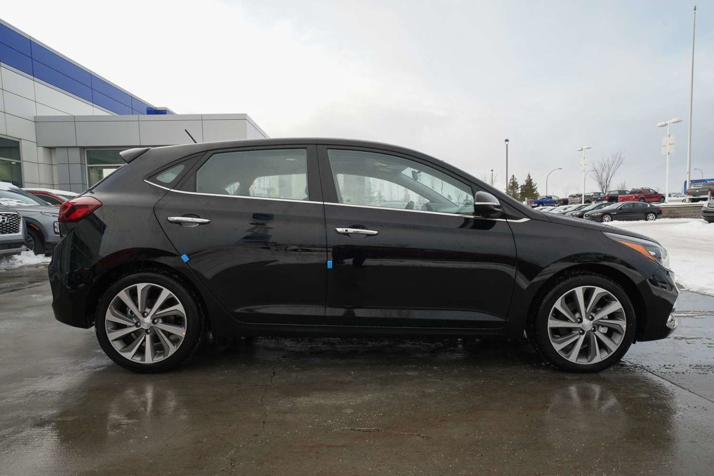2020 Hyundai Accent Ultimate for sale in Edmonton, Alberta