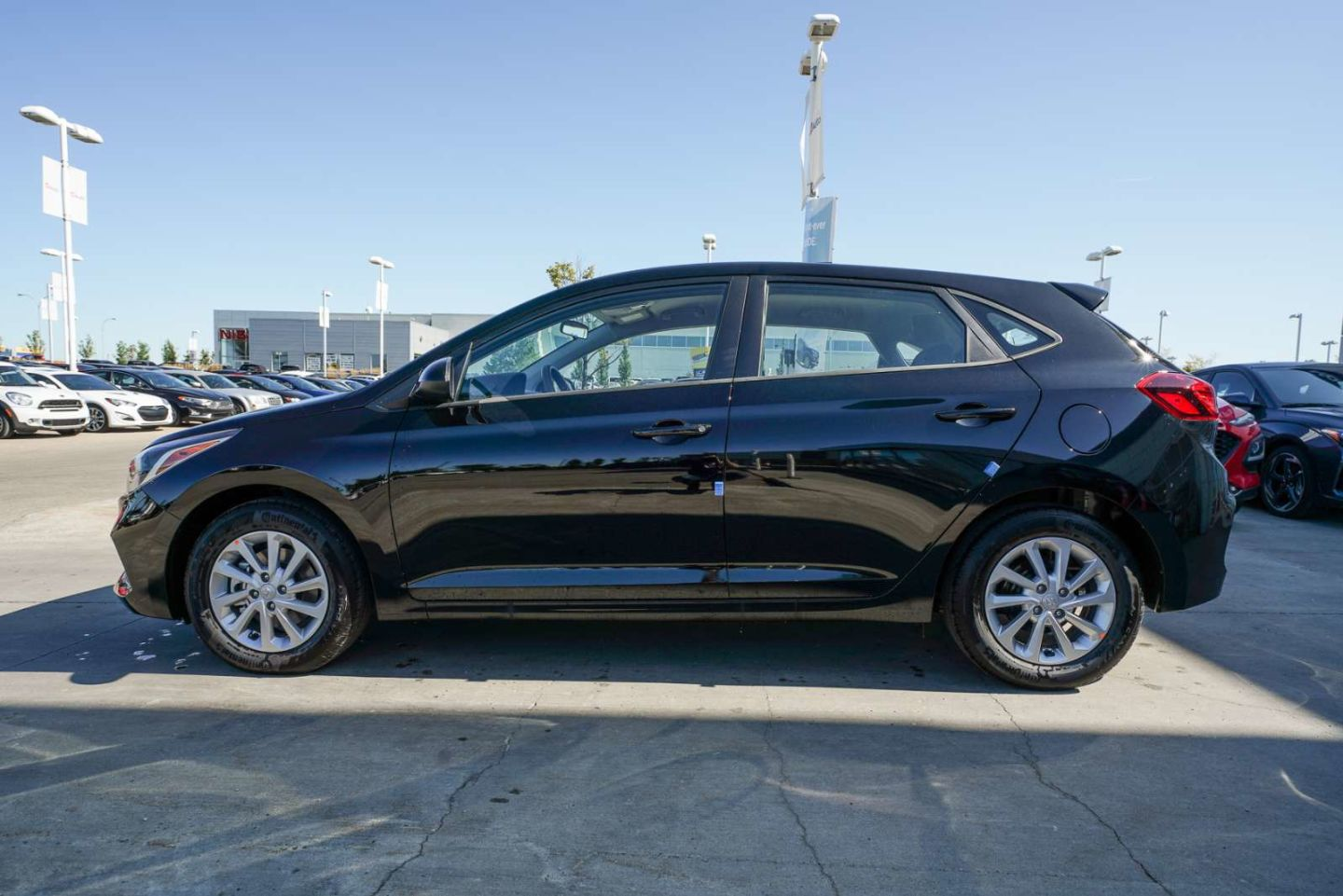 2020 Hyundai Accent Preferred for sale in Edmonton, Alberta