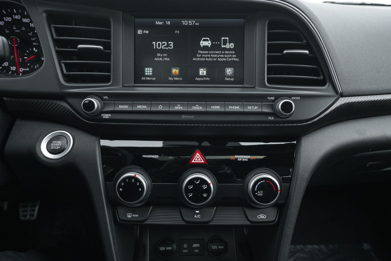 2020 Hyundai Elantra Sport for sale in Edmonton, Alberta