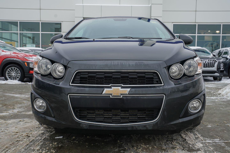 2016 Chevrolet Sonic LT for sale in Edmonton, Alberta