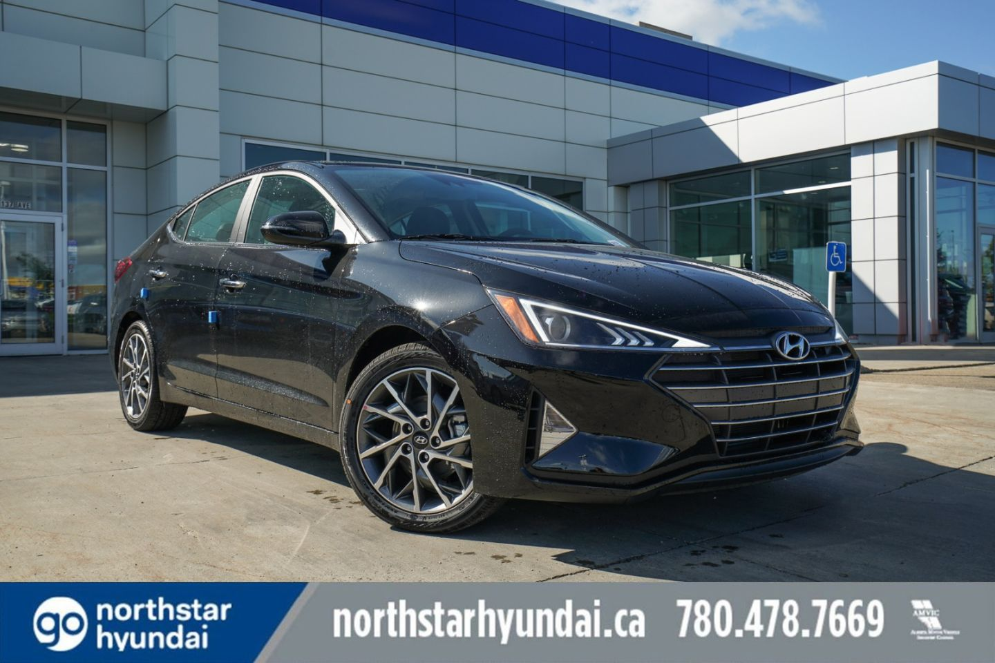 2020 Hyundai Elantra Luxury for sale in Edmonton, Alberta