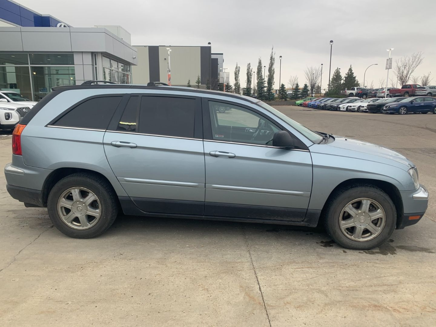 2006 Chrysler Pacifica Touring for sale in Edmonton, Alberta