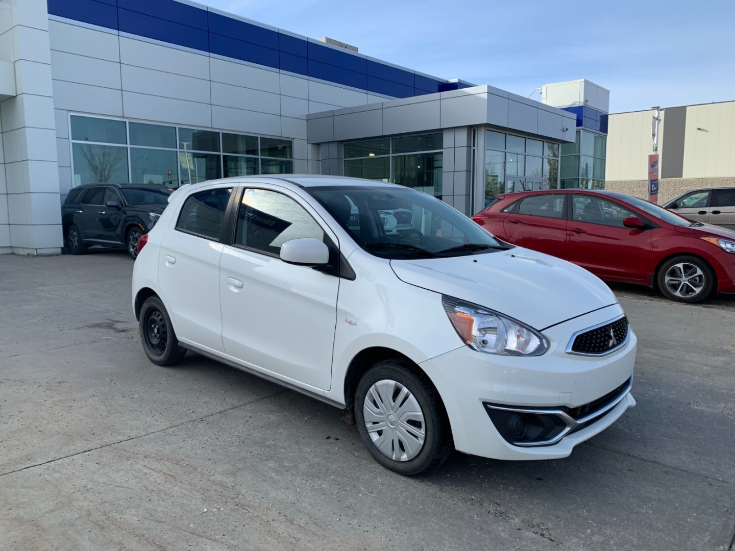 2017 Mitsubishi Mirage ES for sale in Edmonton, Alberta