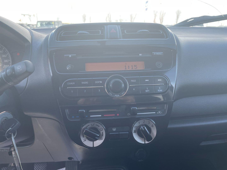 2015 Mitsubishi Mirage ES for sale in Edmonton, Alberta