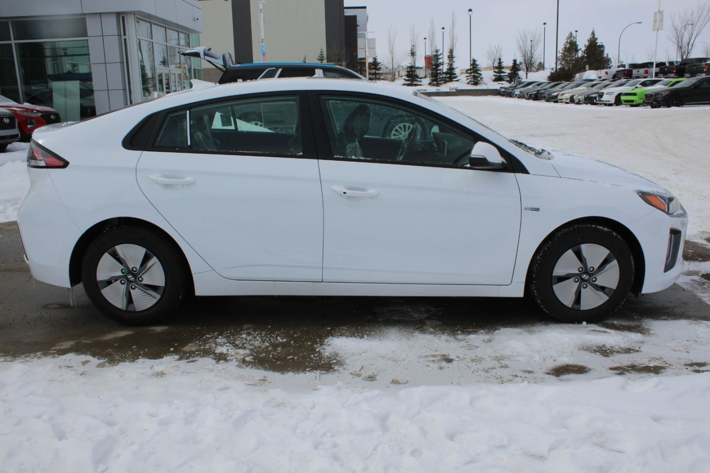 2020 Hyundai IONIQ Hybrid Preferred for sale in Edmonton, Alberta