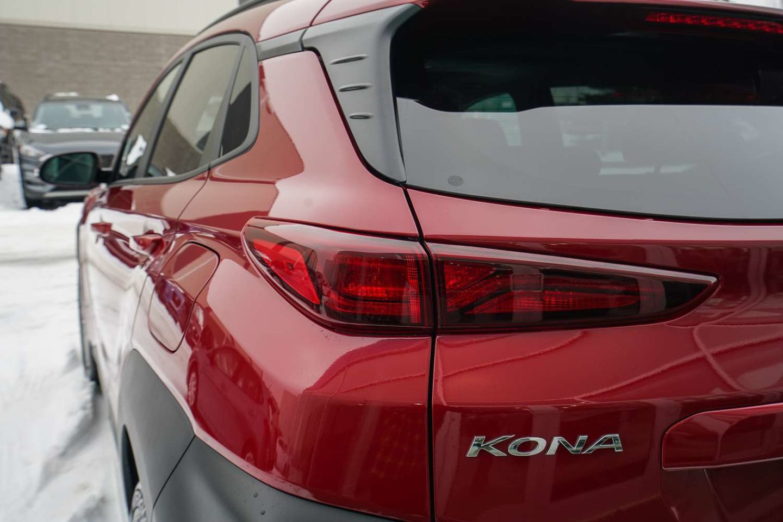 2020 Hyundai Kona Luxury for sale in Edmonton, Alberta