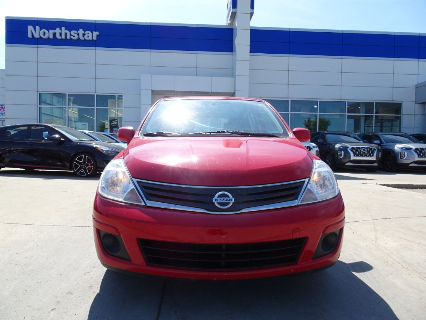 2012 Nissan Versa 1.8 S for sale in Edmonton, Alberta