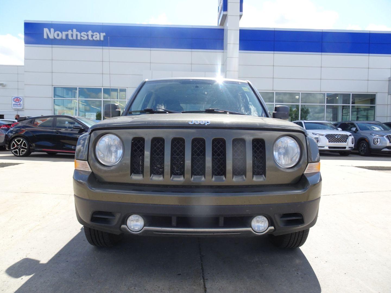 2015 Jeep Patriot Limited for sale in Edmonton, Alberta