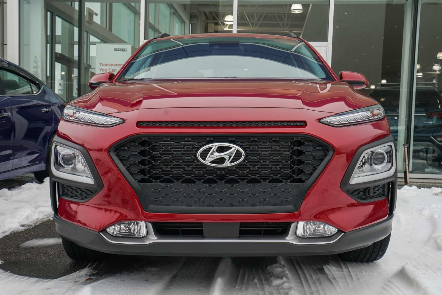 2020 Hyundai Kona Luxury for sale in Edmonton, Alberta