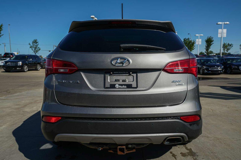 2015 Hyundai Santa Fe Sport Luxury for sale in Edmonton, Alberta