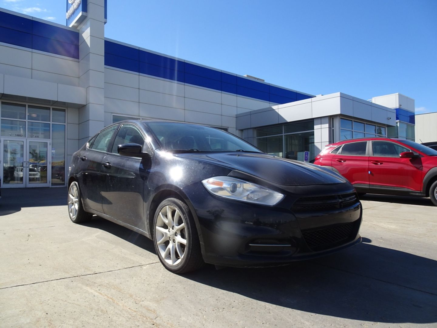 2013 Dodge Dart SXT for sale in Edmonton, Alberta
