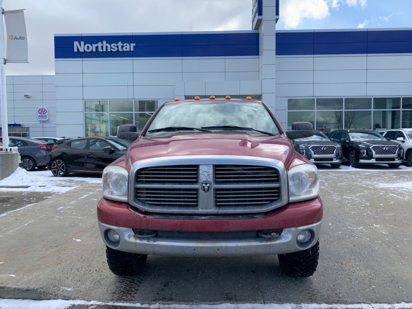 2008 Dodge Ram 2500 SLT for sale in Edmonton, Alberta