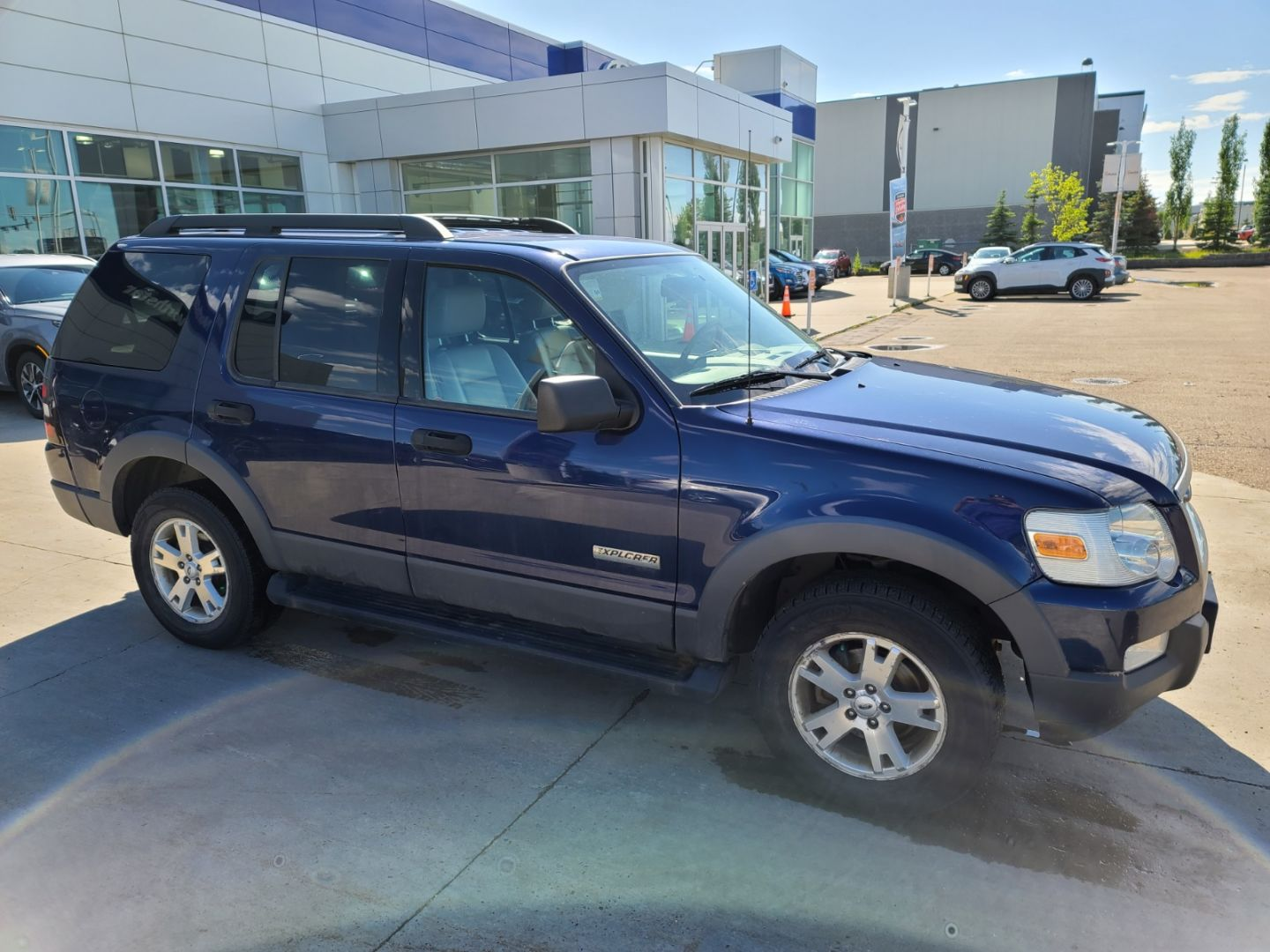 2006 Ford Explorer XLT for sale in Edmonton, Alberta