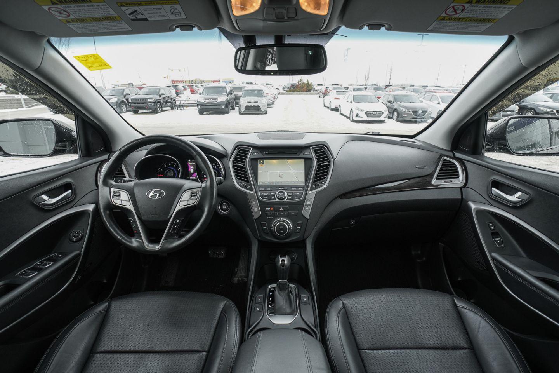 2013 Hyundai Santa Fe Limited for sale in Edmonton, Alberta