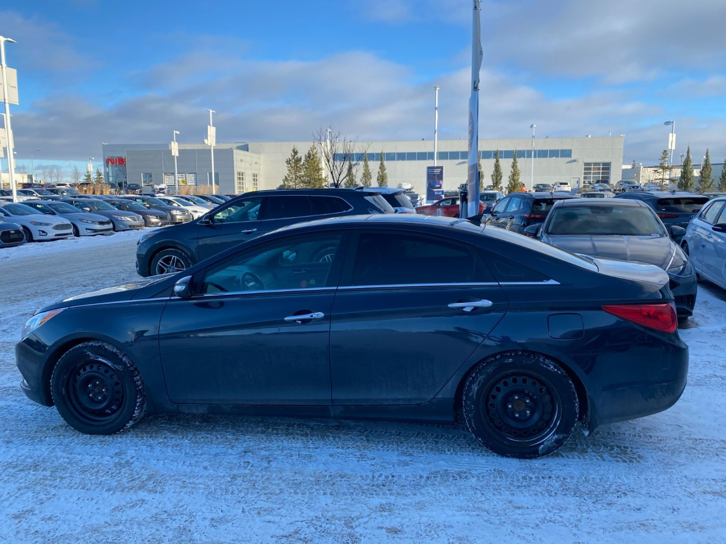 2012 Hyundai Sonata Limited for sale in Edmonton, Alberta