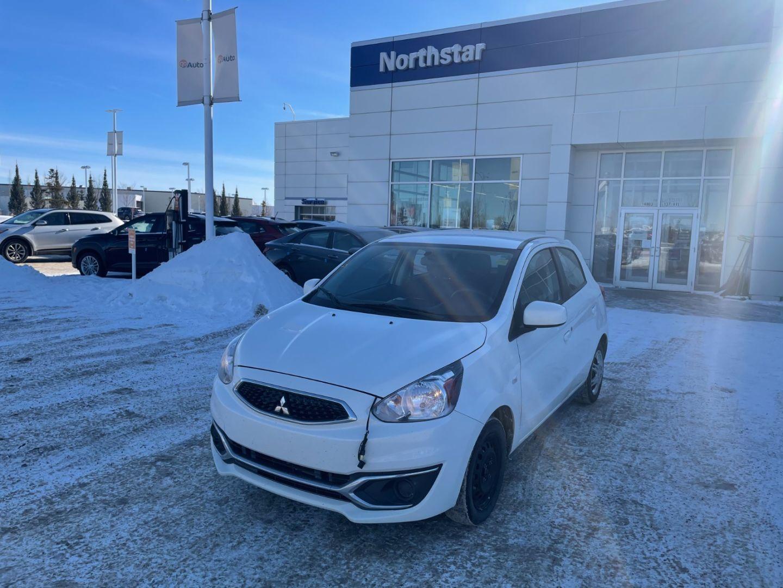 2017 Mitsubishi Mirage ES for sale in Edmonton, Alberta