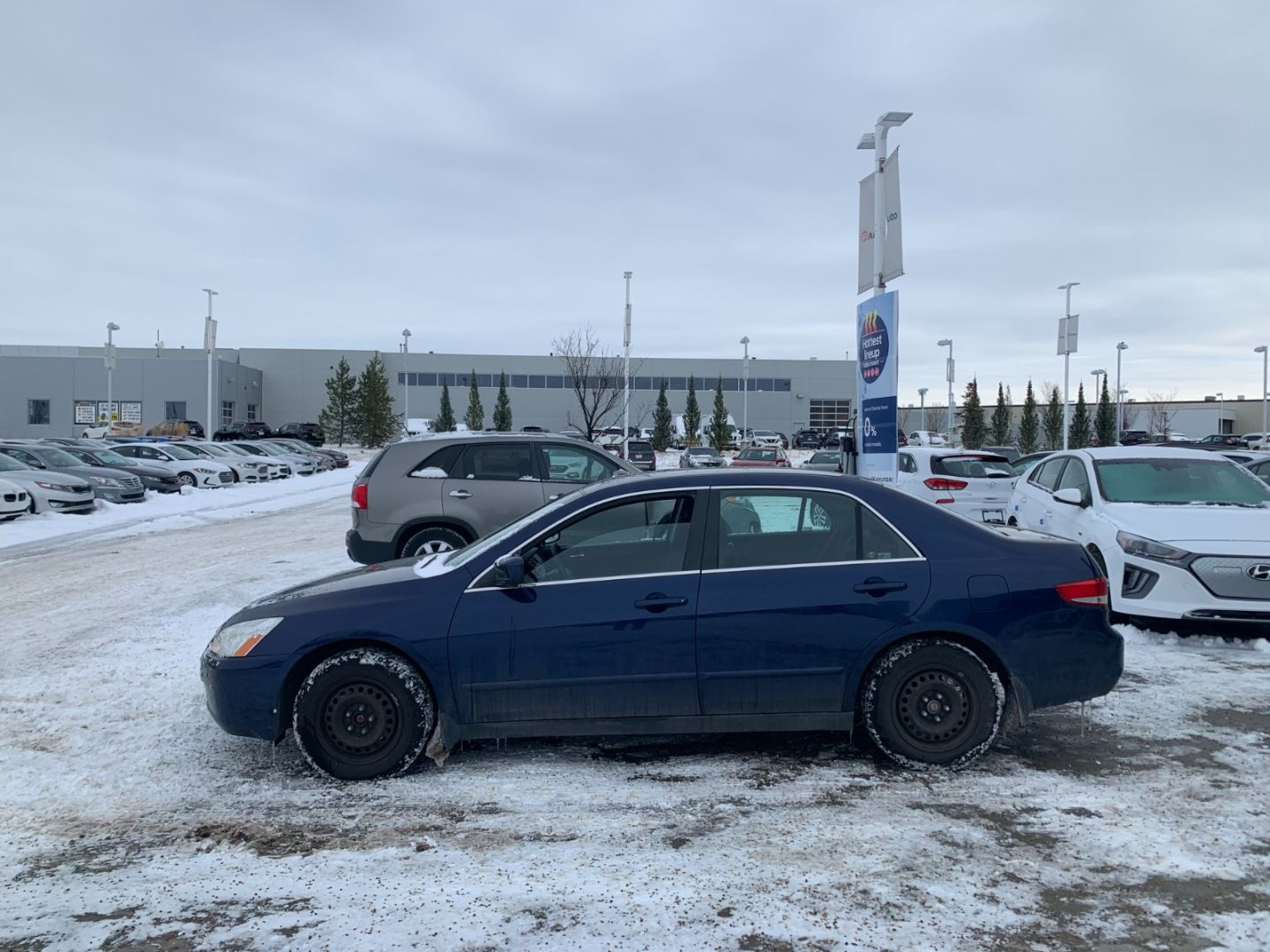 2003 Honda Accord Sdn LX-G for sale in Edmonton, Alberta