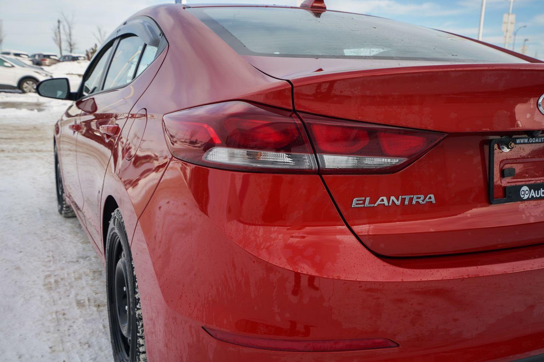 2018 Hyundai Elantra GL for sale in Edmonton, Alberta