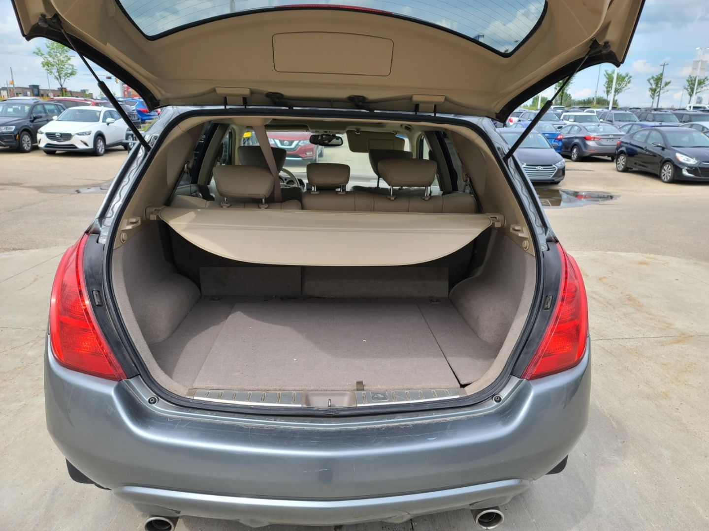 2005 Nissan Murano SE for sale in Edmonton, Alberta