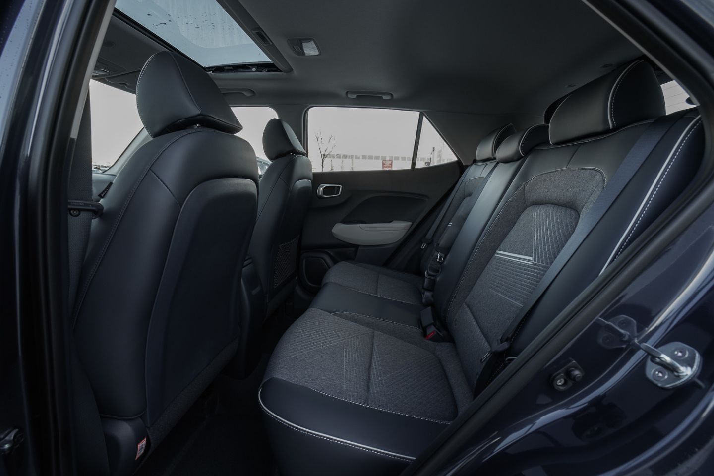2020 Hyundai Venue Ultimate w/Black Interior for sale in Edmonton, Alberta