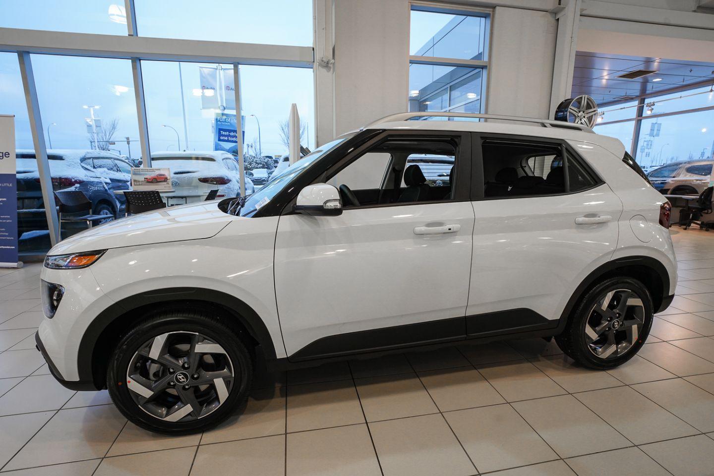 2020 Hyundai Venue SEL for sale in Edmonton, Alberta