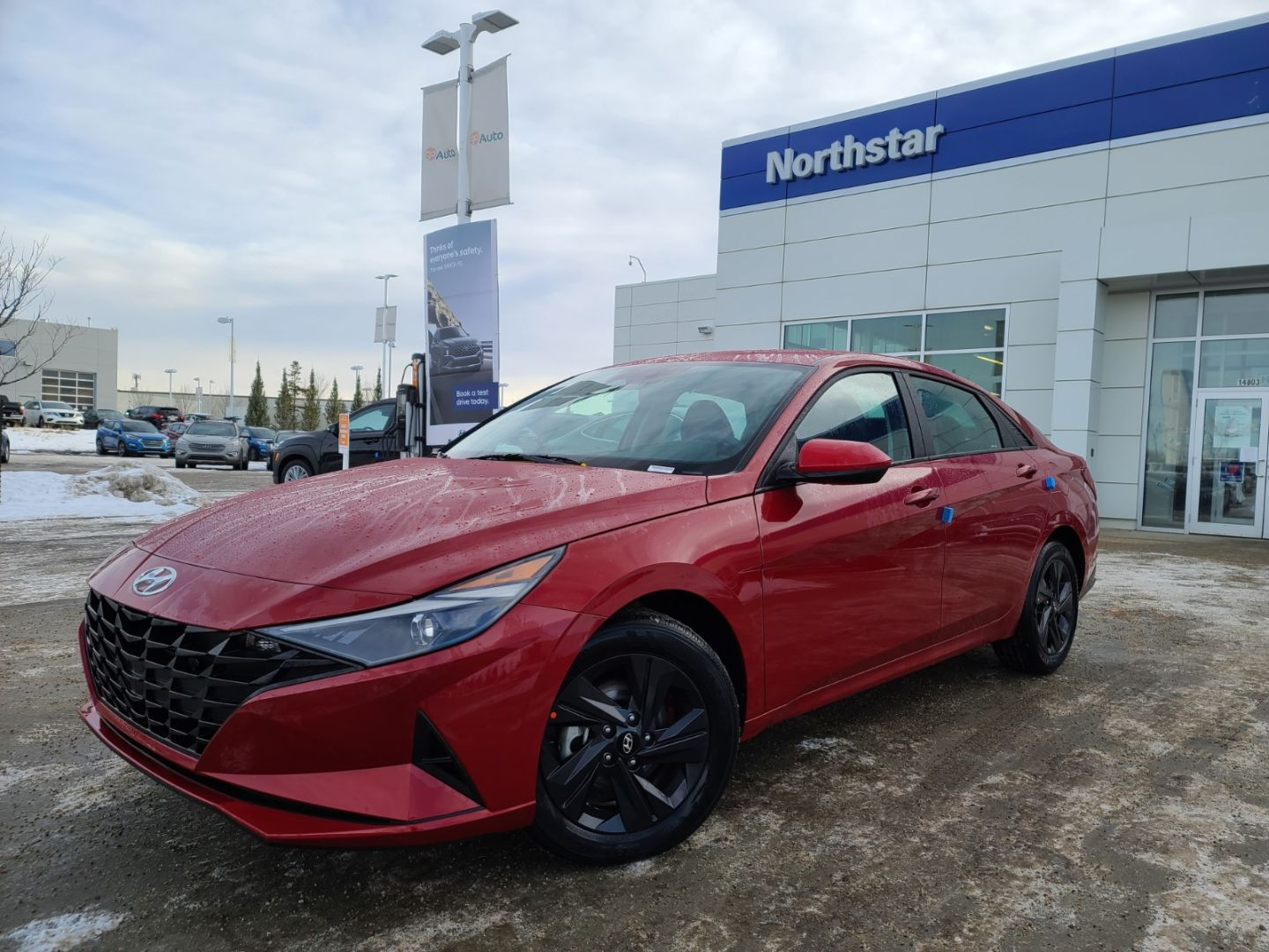 2021 Hyundai Elantra Preferred for sale in Edmonton, Alberta