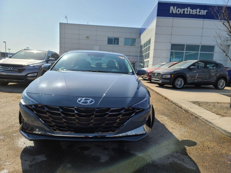 2021 Hyundai Elantra Ultimate for sale in Edmonton, Alberta