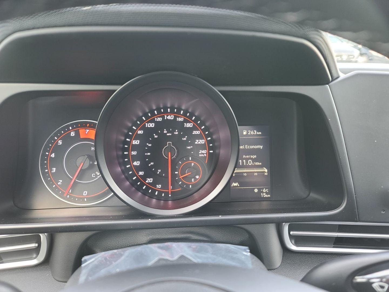 2021 Hyundai Elantra Ultimate w/Black Seats for sale in Edmonton, Alberta