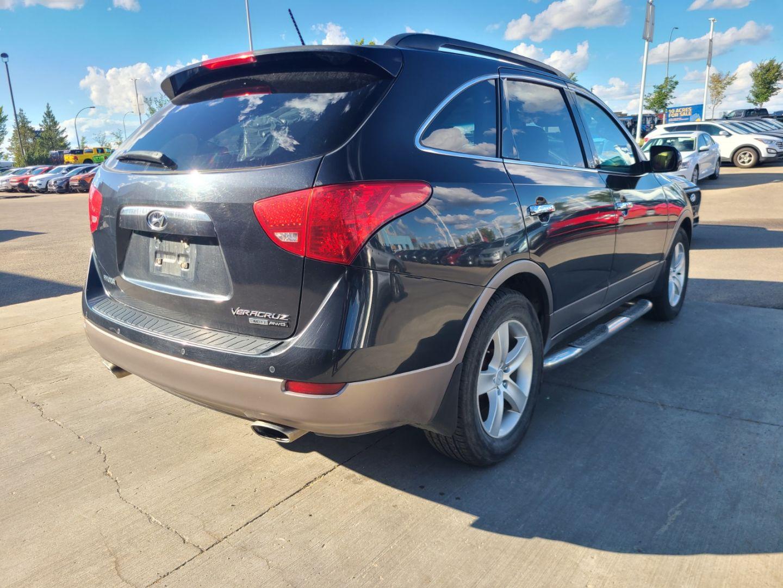 2009 Hyundai Veracruz GLS for sale in Edmonton, Alberta
