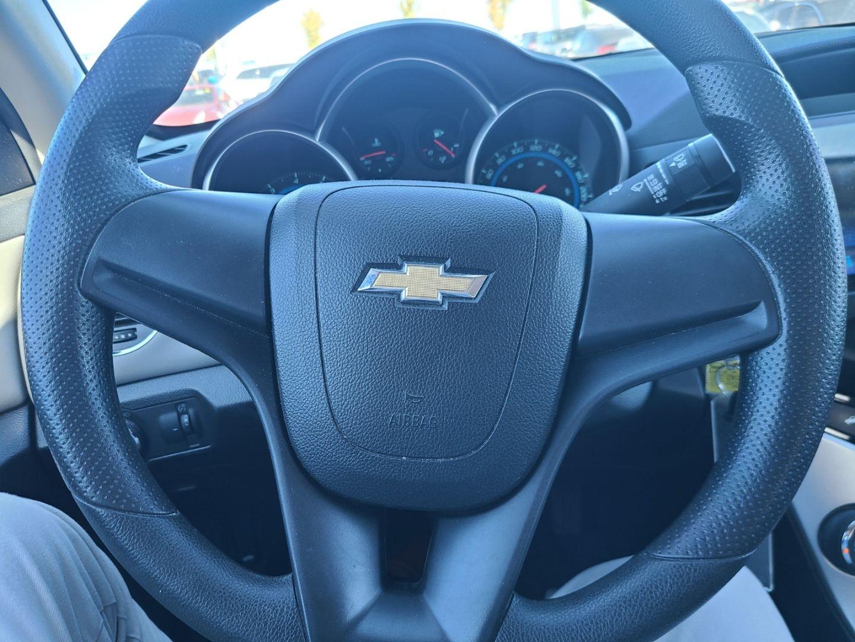 2016 Chevrolet Cruze Limited LS for sale in Edmonton, Alberta