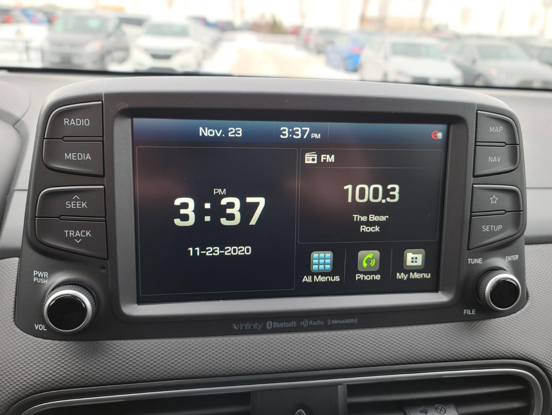 2021 Hyundai Kona Ultimate for sale in Edmonton, Alberta