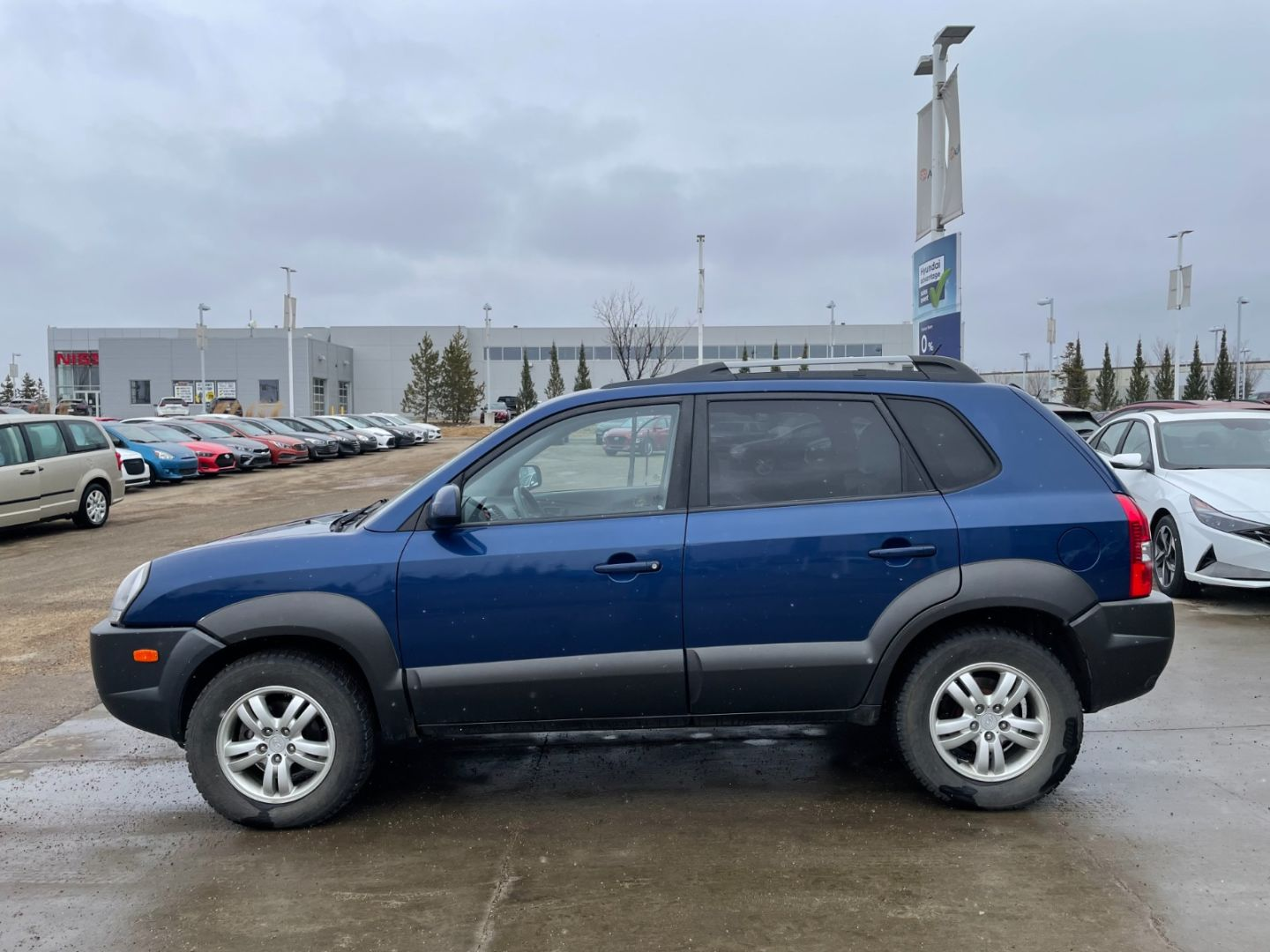 2007 Hyundai Tucson GL for sale in Edmonton, Alberta