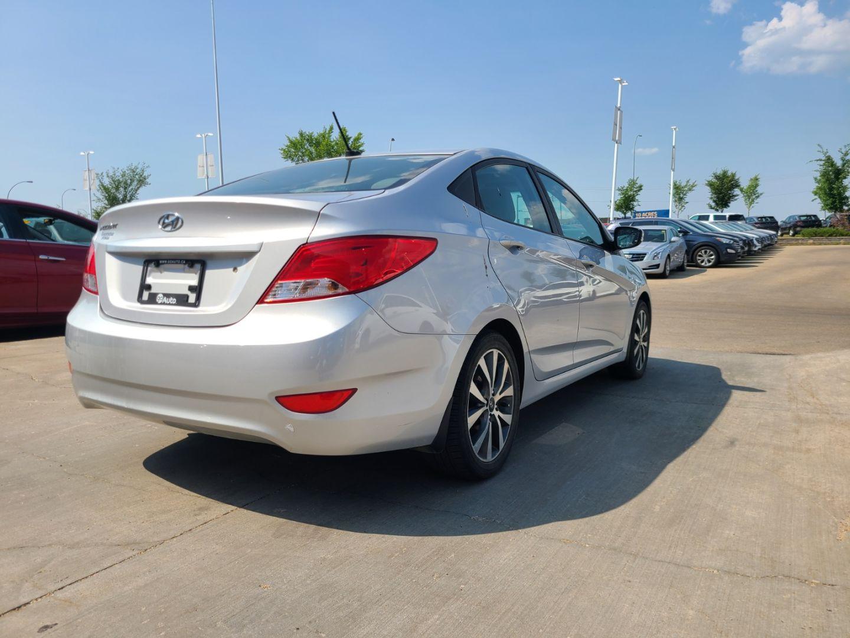 2017 Hyundai Accent GLS for sale in Edmonton, Alberta