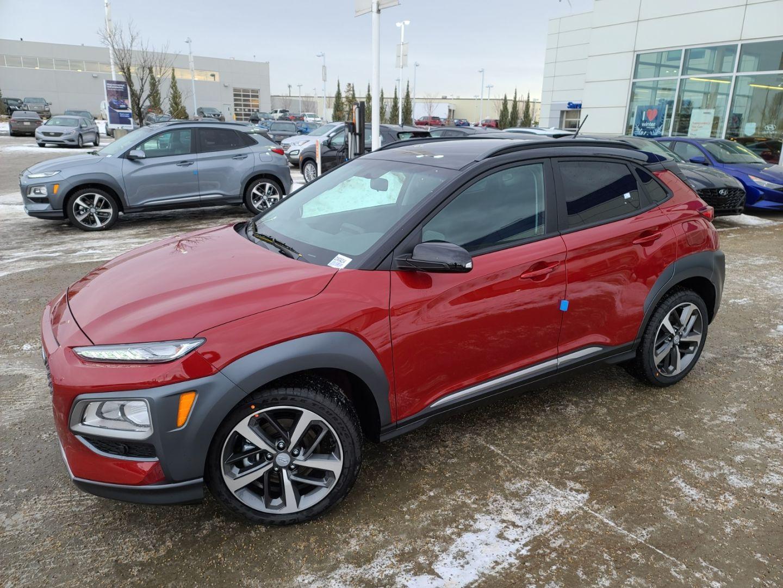 2021 Hyundai Kona Trend for sale in Edmonton, Alberta