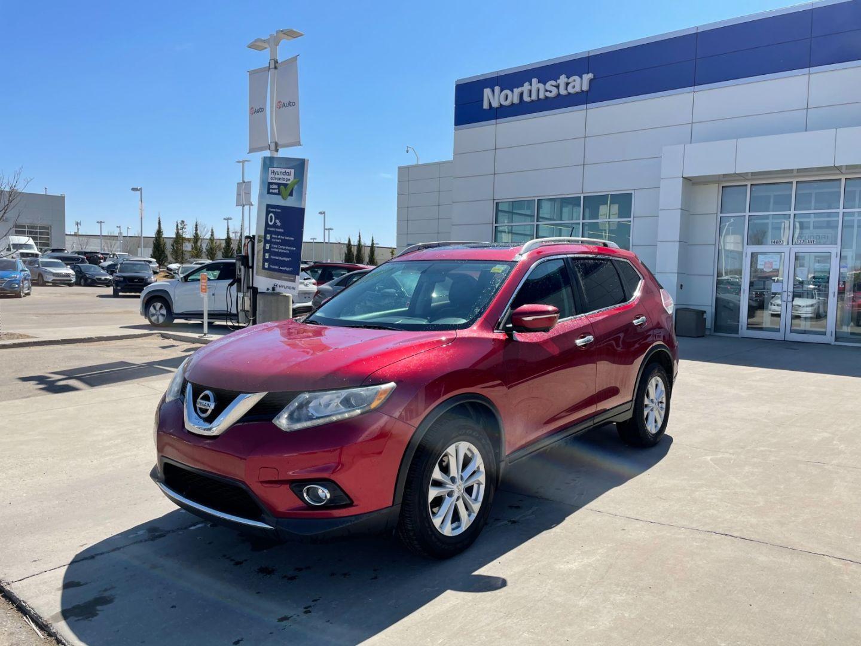 2015 Nissan Rogue SL for sale in Edmonton, Alberta