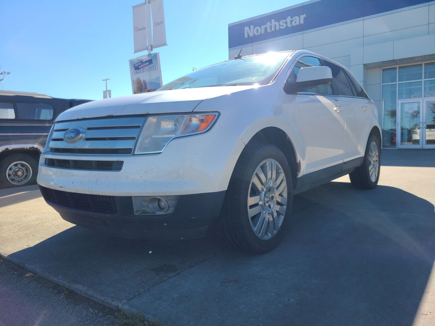 2010 Ford Edge Limited for sale in Edmonton, Alberta