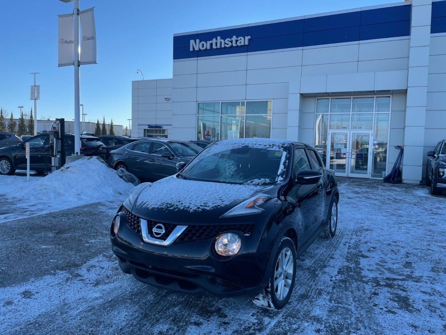 2016 Nissan JUKE SV for sale in Edmonton, Alberta