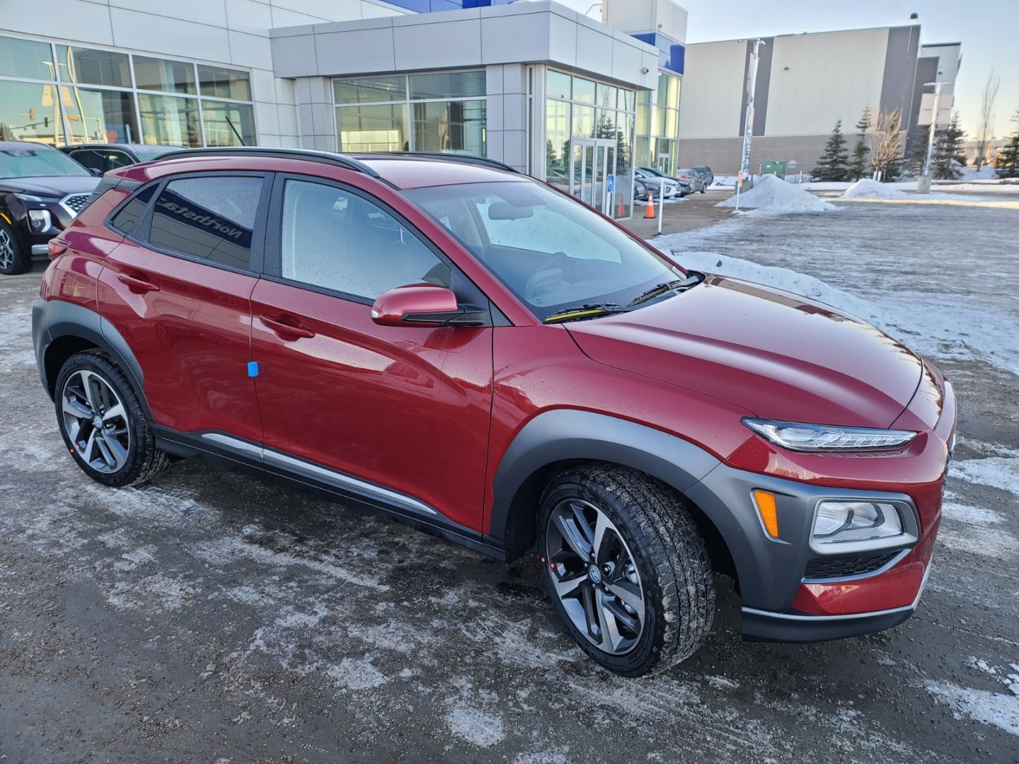 2021 Hyundai Kona Trend for sale in Edmonton, Alberta