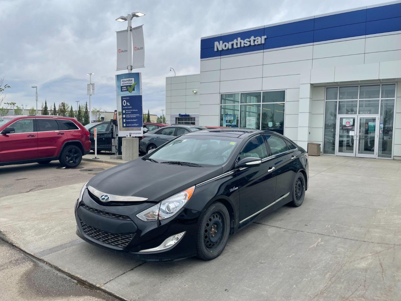 2012 Hyundai Sonata HEV w/Premium Pkg for sale in Edmonton, Alberta