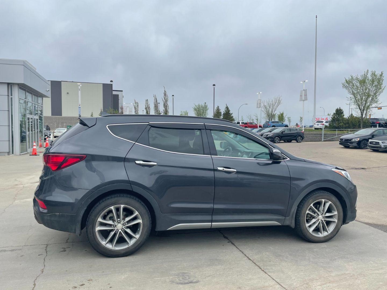 2017 Hyundai Santa Fe Sport Limited for sale in Edmonton, Alberta