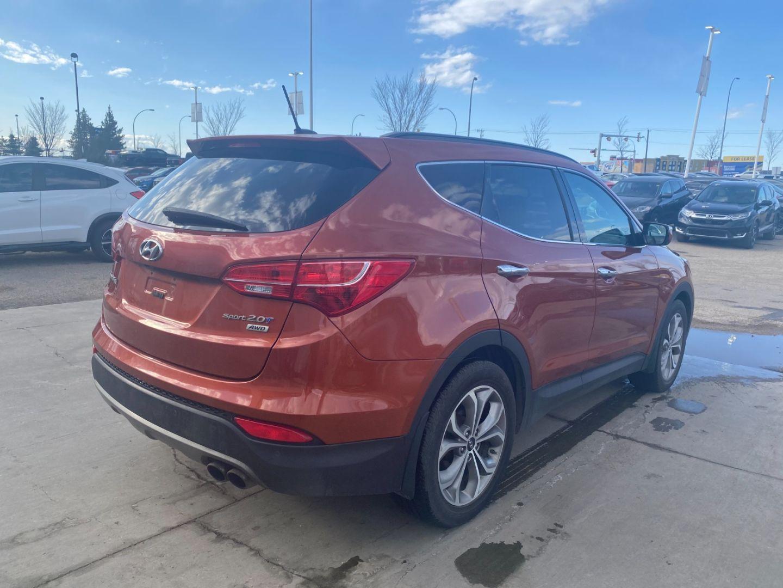 2015 Hyundai Santa Fe Sport SE for sale in Edmonton, Alberta