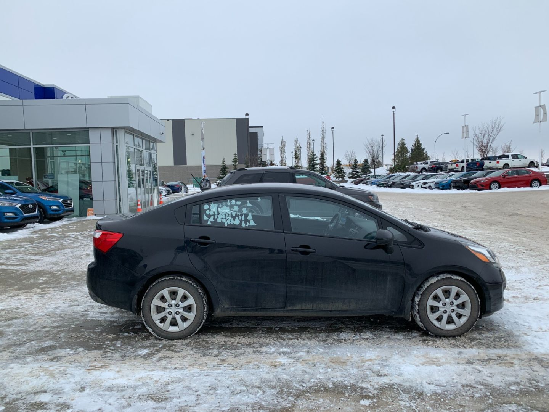 2013 Kia Rio LX+ for sale in Edmonton, Alberta
