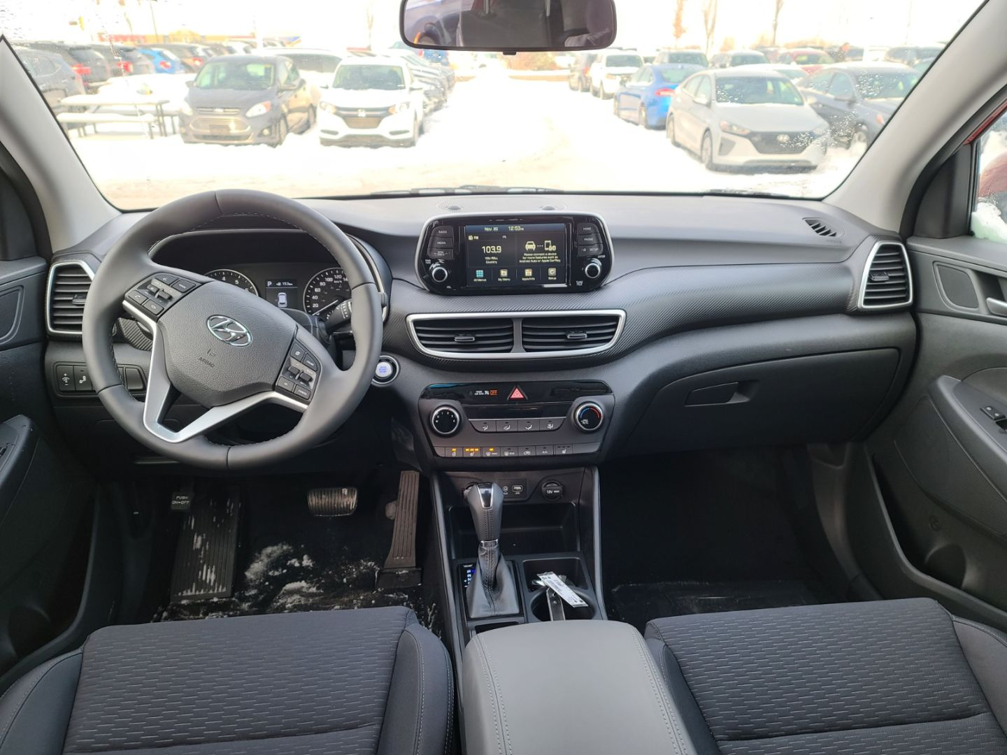 2021 Hyundai Tucson Preferred for sale in Edmonton, Alberta