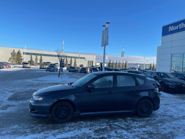 2008 Subaru Impreza 2.5i Sport for sale in Edmonton, Alberta