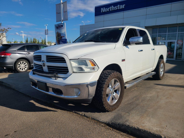 2015 Ram 1500 Big Horn for sale in Edmonton, Alberta