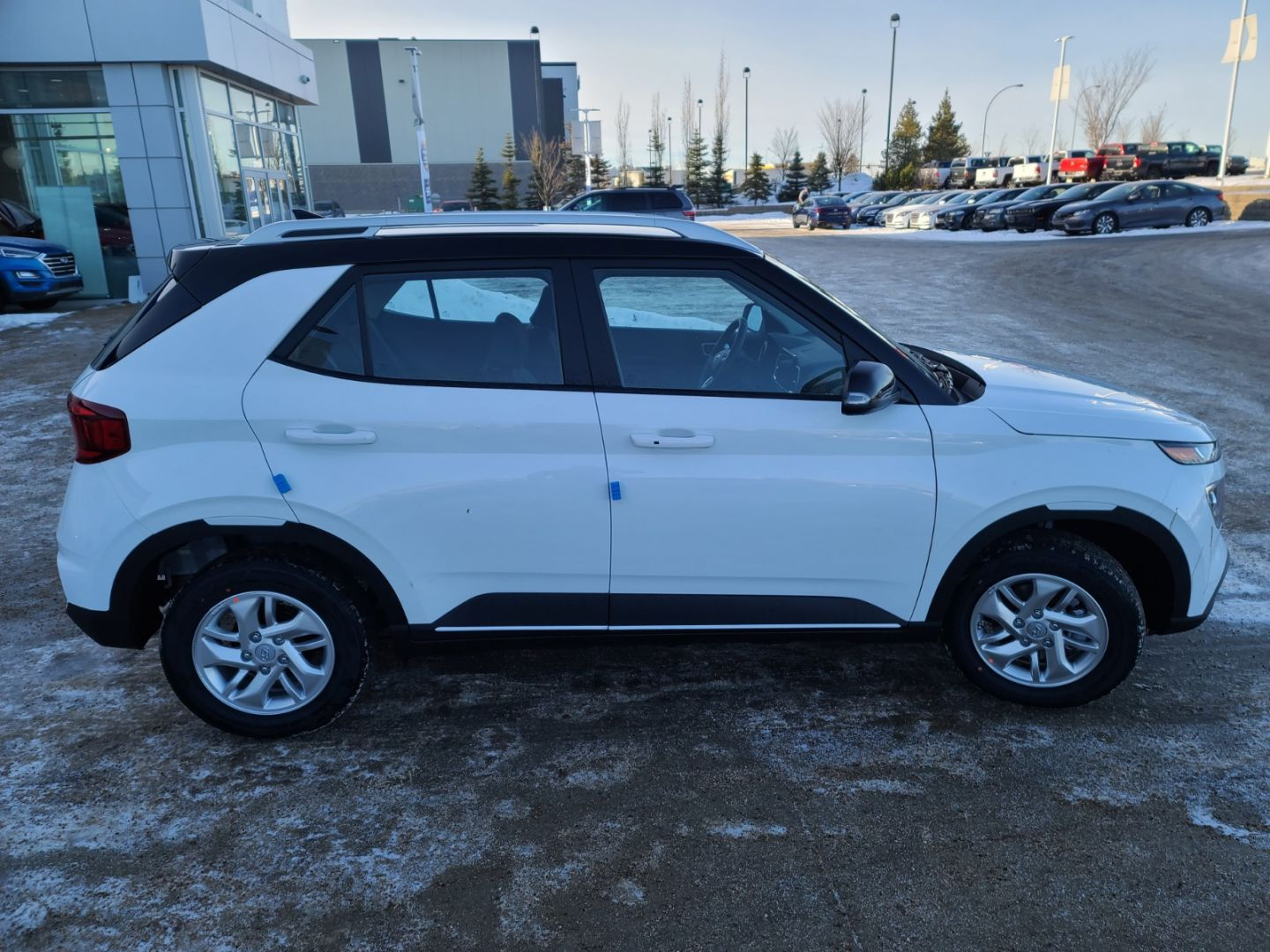2021 Hyundai Venue Preferred for sale in Edmonton, Alberta