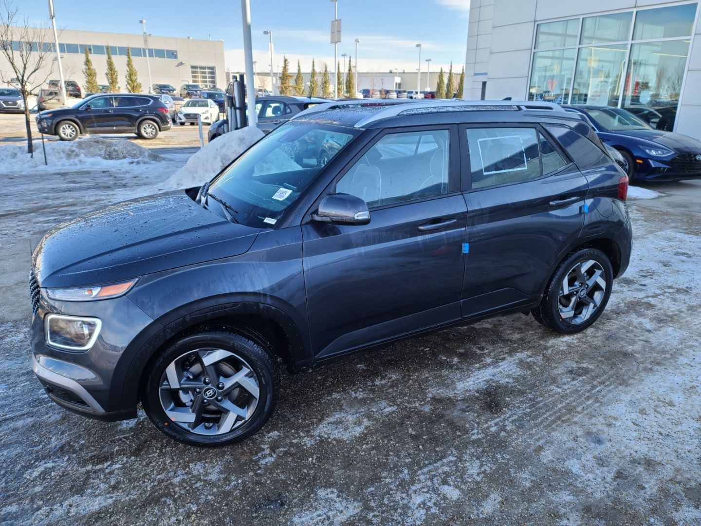 2021 Hyundai Venue Ultimate for sale in Edmonton, Alberta