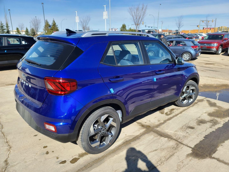 2021 Hyundai Venue Ultimate for sale in Edmonton, Alberta