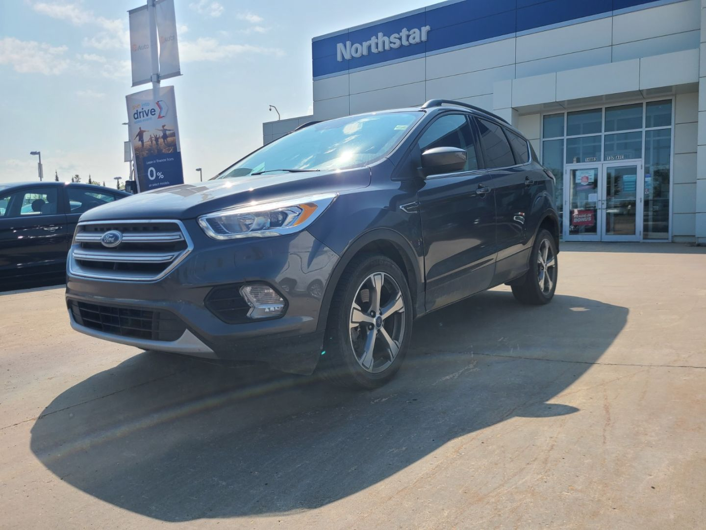 2017 Ford Escape SE for sale in Edmonton, Alberta